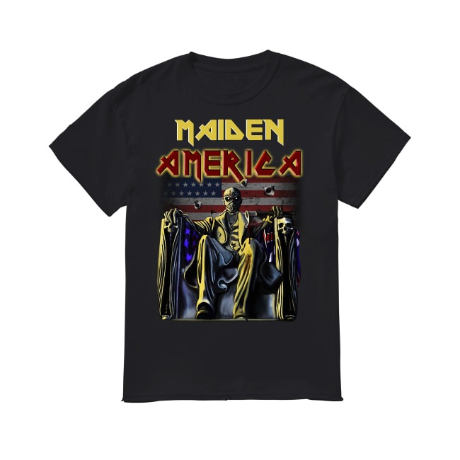 Iron Maiden America Legacy Of The Beast Usa Tour 2019 shirt