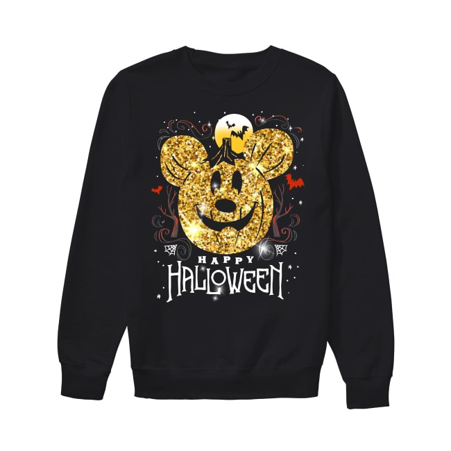 Mickey Mouse Happy Halloween Sweater