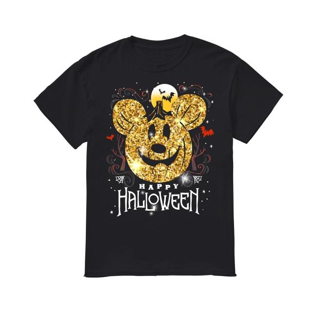 Mickey Mouse Happy Halloween shirt