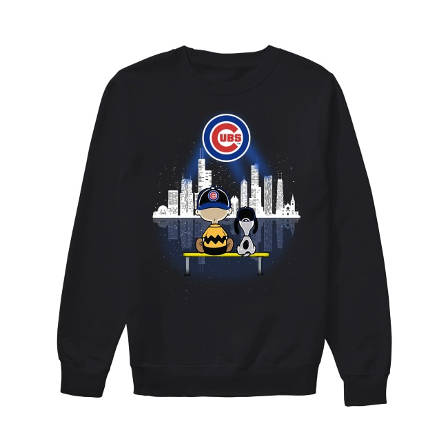 Snoop Chicago Cubs Baseball Sweater