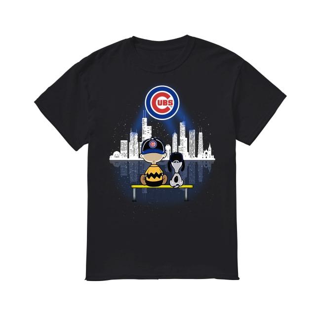 Snoop Chicago Cubs Baseball shirt