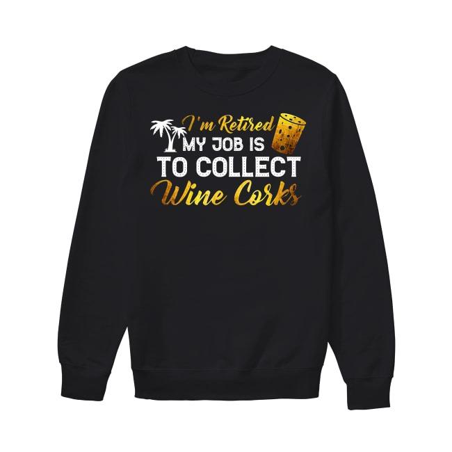 Wine Corks Sweater