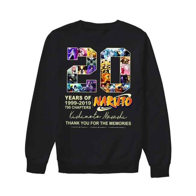 20th Years Of Naturo 1999-2019 Sweater