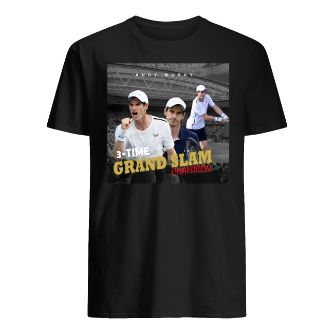 Andy Murray Tennis Grand Slam Champion shirt