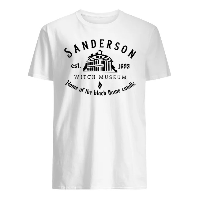 Disney Sanderson Est 1963 Salem Witch Museum shirt