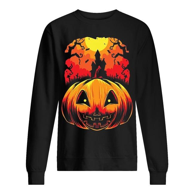 Happy Halloween Day 2019 Sweater