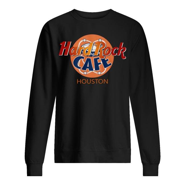 Hard Rock Cafe Houston Sweater