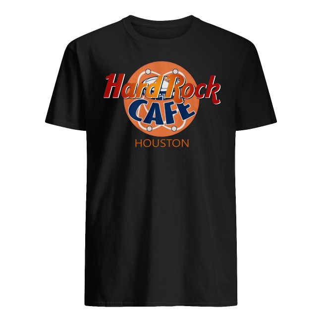 Hard Rock Cafe Houston shirt