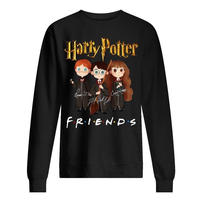 Harry Potter Friends Signatures Sweater