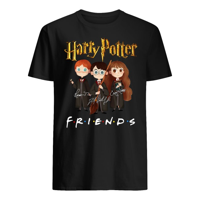 Harry Potter Friends Signatures shirt