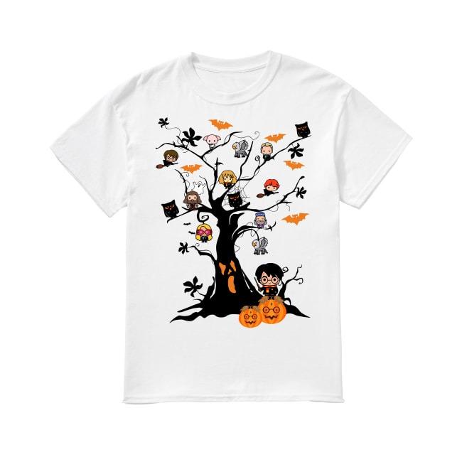 Harry potter happy halloween shirt