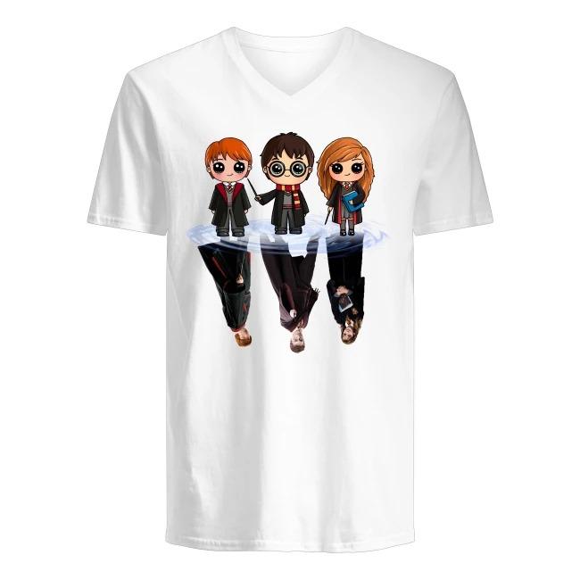 Harry Potter King V-neck T-shirt