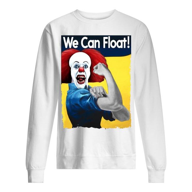 Joker We Can Float Sweater