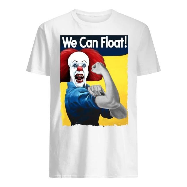 Joker We Can Float shirt