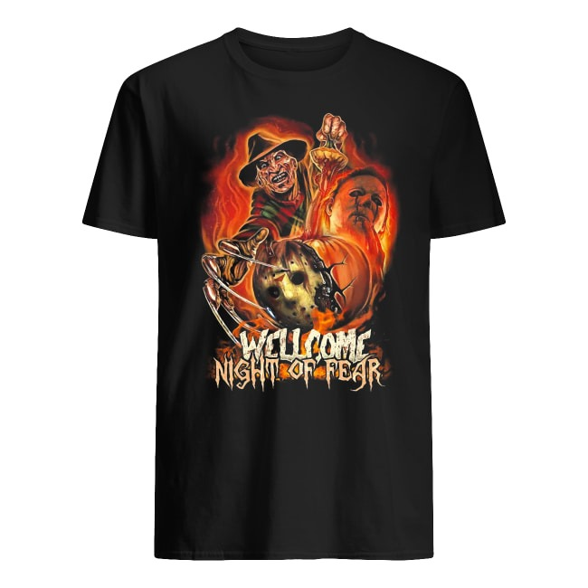 Night Of Fear Movies shirt