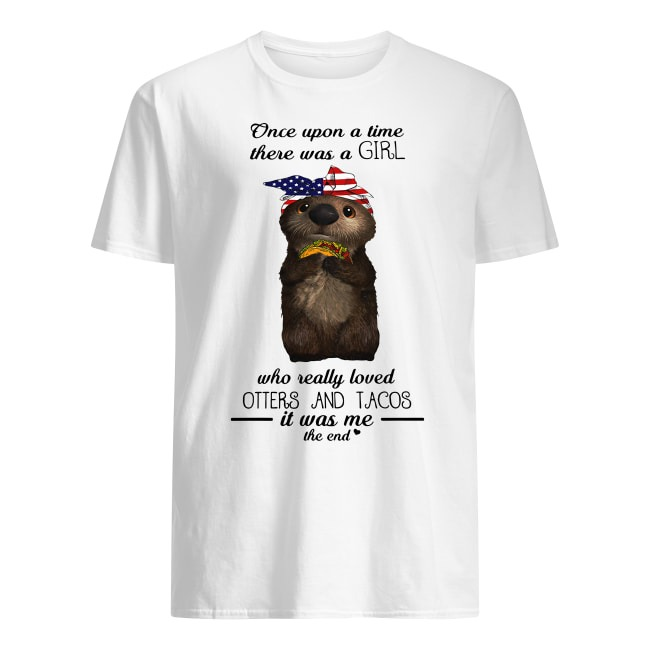 Otters and Tacos shirt