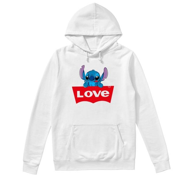 Stitch Love Hoodie