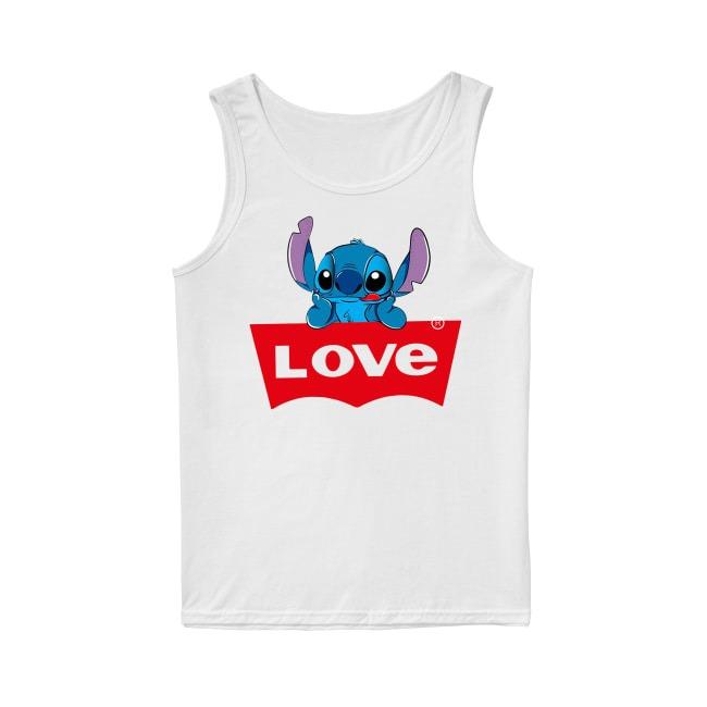 Stitch Love Tank Top