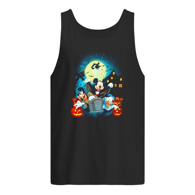 Walt Disney Happy Halloween Tank Top