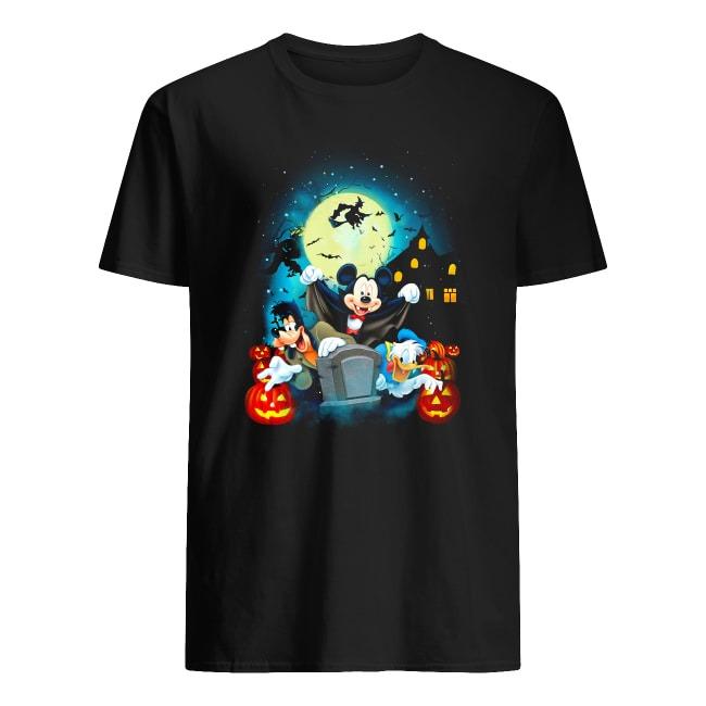 Walt Disney Happy Halloween shirt