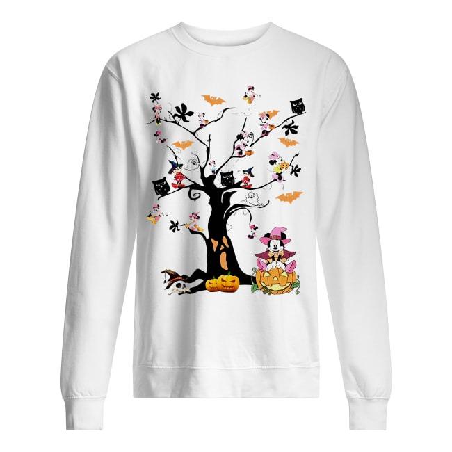 Walt Disney Mickey Happy Halloween Sweater