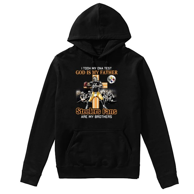 God Is My Father Steelers Fans Hoodie