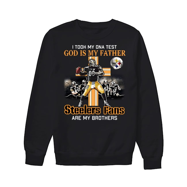 God Is My Father Steelers Fans Sweater