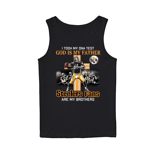 God Is My Father Steelers Fans Tank Top
