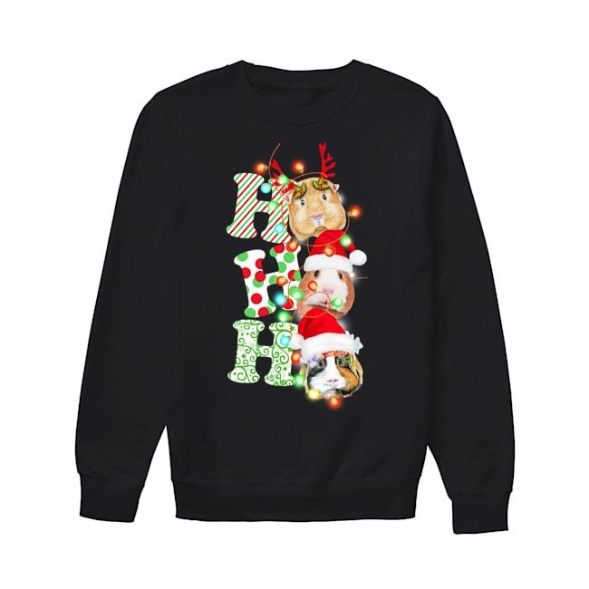 Guinea Pig Christmas Sweater