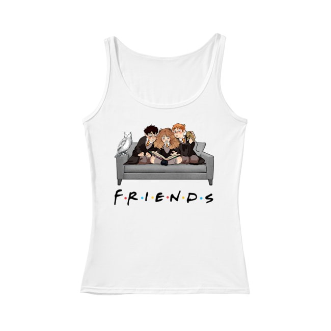 Harry Potter Characters Friends TV Show Tank Top