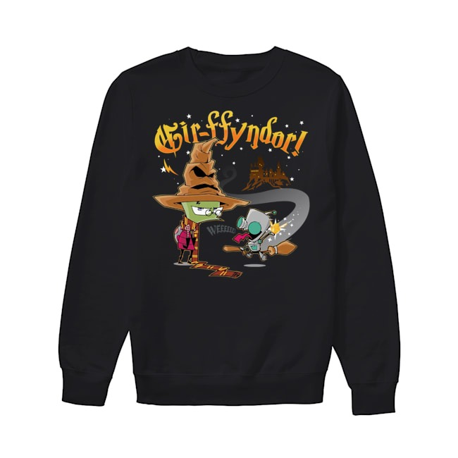 Harry Potter Girffyndor Disenchantment Hogwarts Sweater