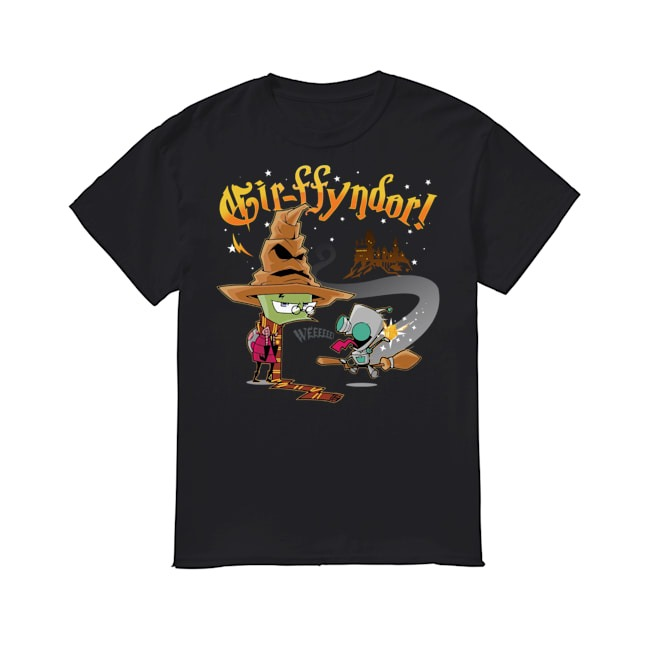 Harry Potter Girffyndor Disenchantment Hogwarts shirt