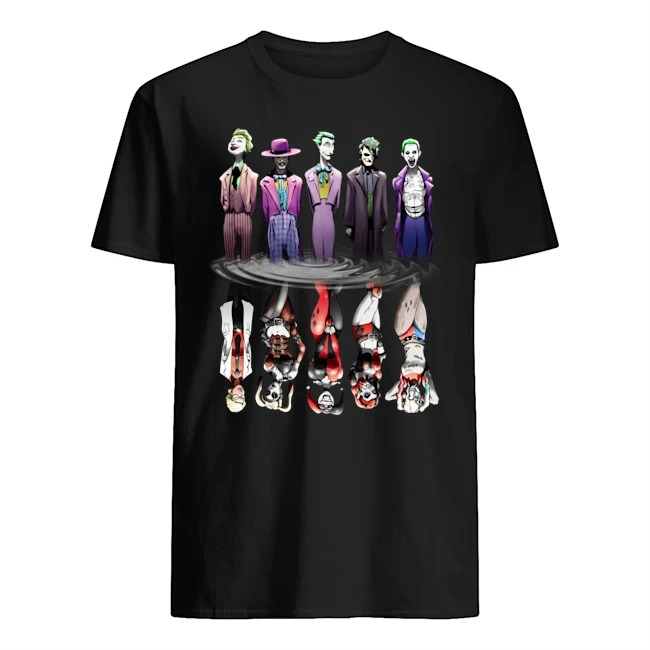 The Joker King DC Comics shirt