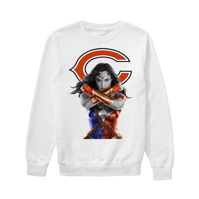Marvel Chicago Bears Illinois Sweater