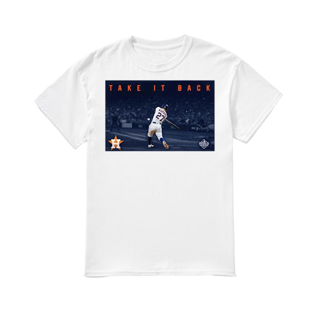 Official Houston Astros Take It Back shirt
