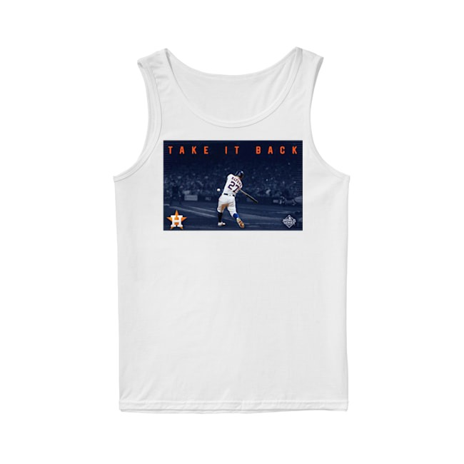Official Houston Astros Take It Back Tank Top