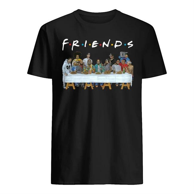 Rap Rock Hip Hop Friends TV show Sourest and most fertile shirt