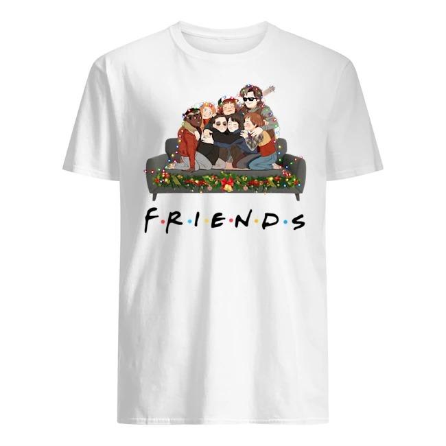 Stranger Things Friends TV Show Christmas