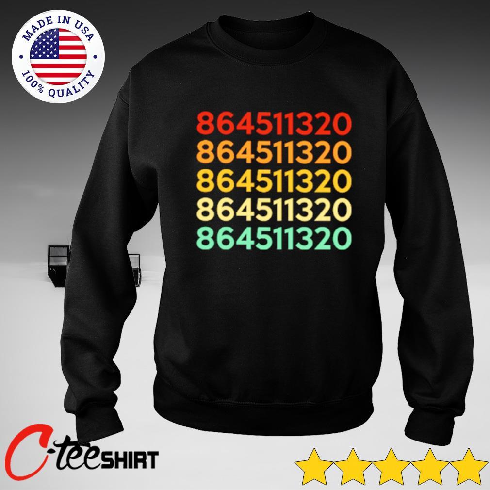 Anti-Trump 864511320 vintage T-s sweater