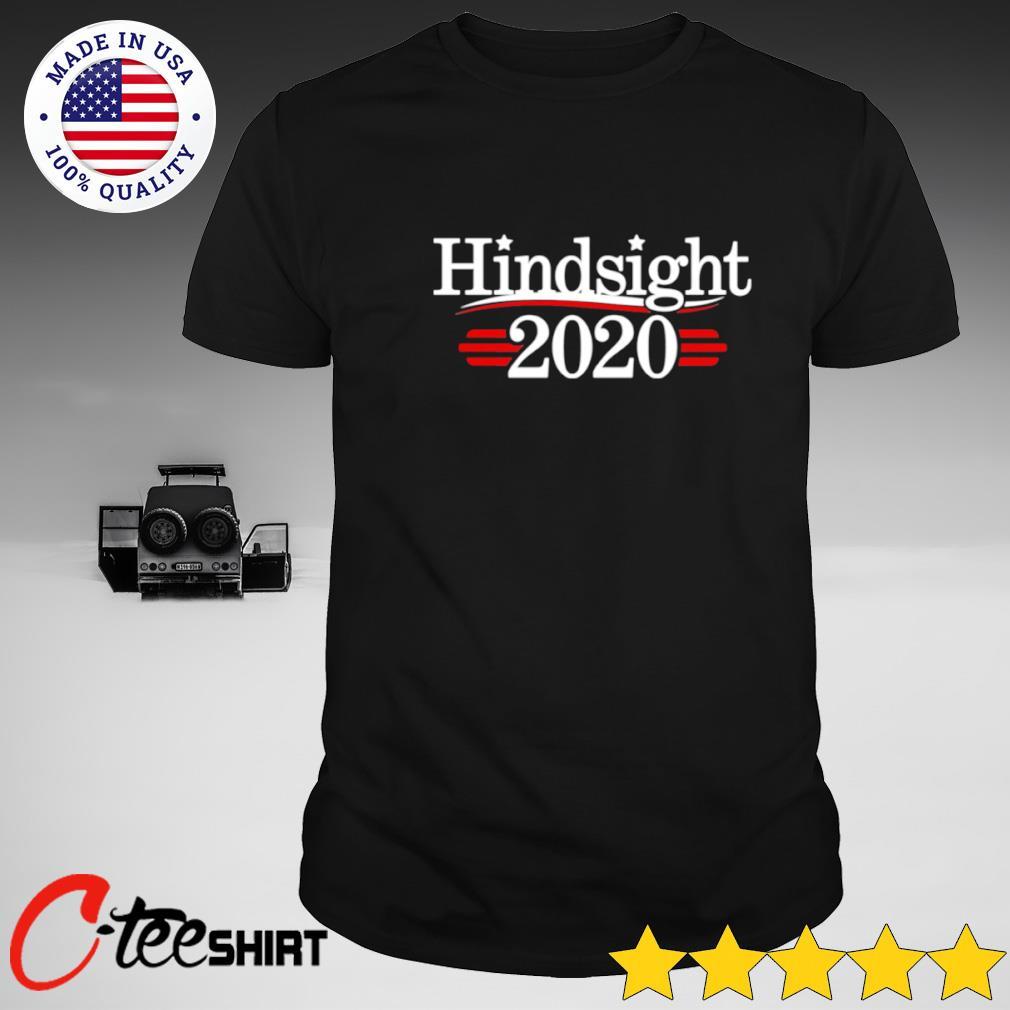 Bernie Sanders Hindsight 2020 T-shirt