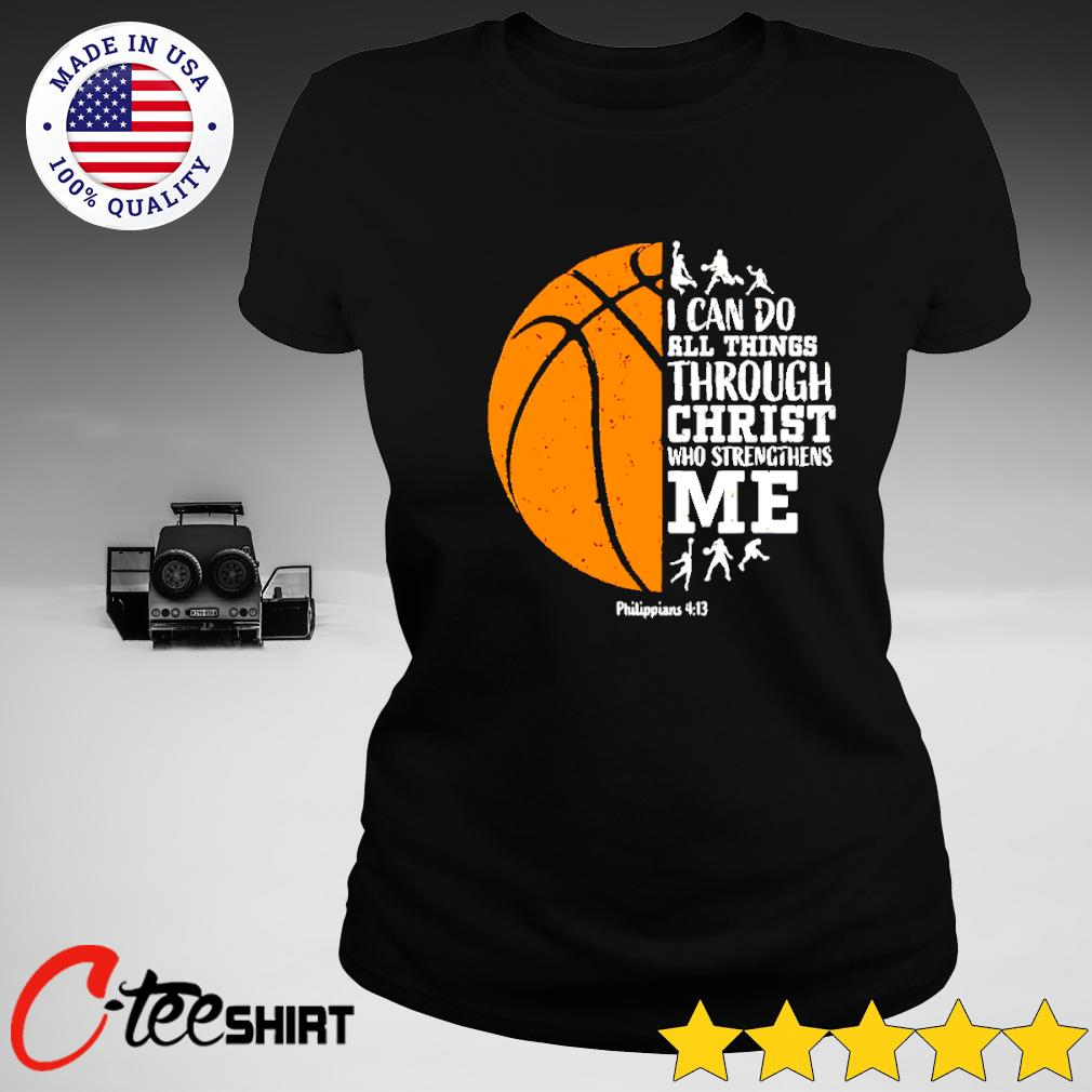 I Can Do All Things Basketball